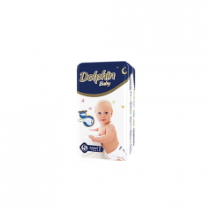 Подгузники Dolphin Стандартная упаковка Junior 11-25 Кг 8 Штук