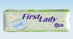 Гигиеническая подушечка First Lady - короткий 10
