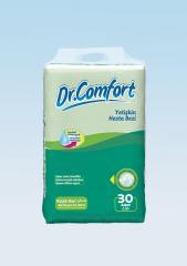 Подгузники для взрослых Dr.Comfort Jumbo упаковка 50-85 cm 30 Штук