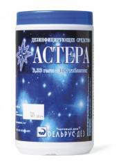 Средство дезинфицирующее АСТЕРА (таблетки) (№ 300)