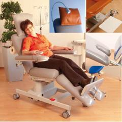 Chair therapeutic BIONIC, execution option: