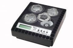 Programmierbarer Thermostat für die PCR Analyse der TP4 Quad-PCR-01-Tercik