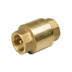 Клапан обратный бронзовый муфтовый