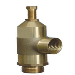 Сбросной клапан бронз Италия т 3250 Ру 1-12 атм