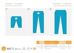Нестерильная одежда для пациентов 1