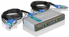 4-портовый Switch D-Link DKVM-4K