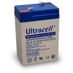 Аккумулятор Ultracell UL4.5 - 12V