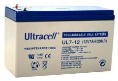 Аккумулятор Ultracell UL 7.0-12