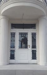 Входная дверь Коттедж вариант 1