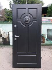 Входная дверь Коттедж вариант 2