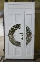 Входная дверь Коттедж вариант 4