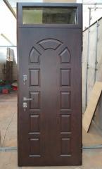 Входная дверь Коттедж вариант 16