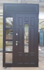 Входная дверь Коттедж вариант 19