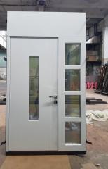 Входная дверь Коттедж вариант 20