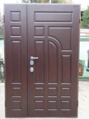 Входная дверь Коттедж вариант 21