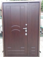 Входная дверь Коттедж вариант 22