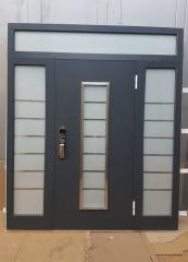 Входная дверь Коттедж вариант 25