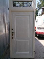 Входная дверь Коттедж вариант 26