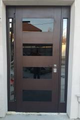 Входная дверь Коттедж вариант 29