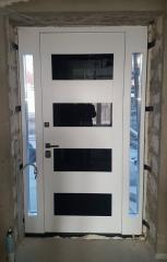 Входная дверь Коттедж вариант 30