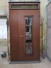 Входная дверь Коттедж вариант 31