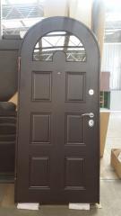 Входная дверь Коттедж вариант 36