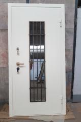 Входная дверь Коттедж вариант 41