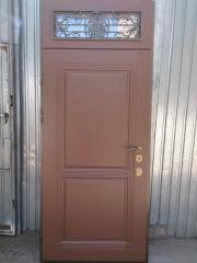 Входная дверь Коттедж вариант 42