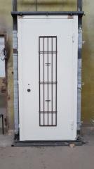 Входная дверь Коттедж вариант 44
