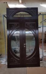 Входная дверь Коттедж вариант 47