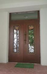Входная дверь Коттедж вариант 48