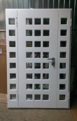 Входная дверь Коттедж вариант 49