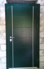 Входная дверь Коттедж вариант 51