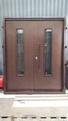 Входная дверь Коттедж вариант 53