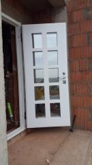 Входная дверь Коттедж вариант 57