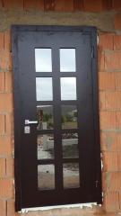 Входная дверь Коттедж вариант 58