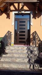 Входная дверь Коттедж вариант 59