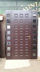 Входная дверь Коттедж вариант 62