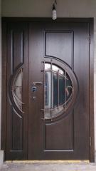 Входная дверь Коттедж вариант 64