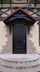 Входная дверь Коттедж вариант 67