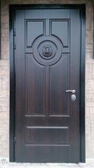 Входная дверь Коттедж вариант 68