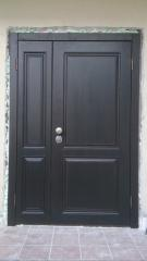 Входная дверь Коттедж вариант 69