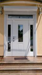 Входная дверь Коттедж вариант 70