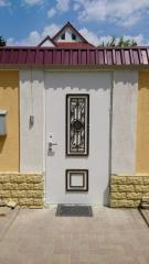 Входная дверь Коттедж вариант 71