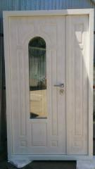 Входная дверь Коттедж вариант 77