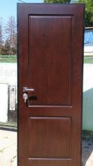 Входная дверь Коттедж вариант 78