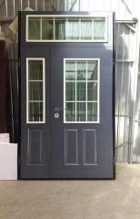 Входная дверь Коттедж вариант 84