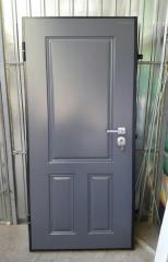 Входная дверь Коттедж вариант 85