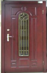 Входная дверь Коттедж вариант 86