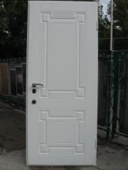 Входная дверь Коттедж вариант 89